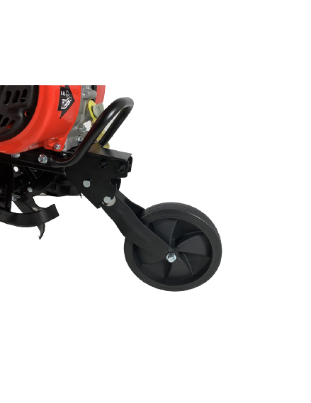 rueda para motoazada