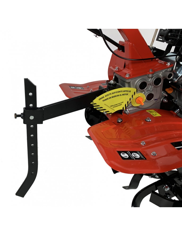 tiro accesorio motoazada